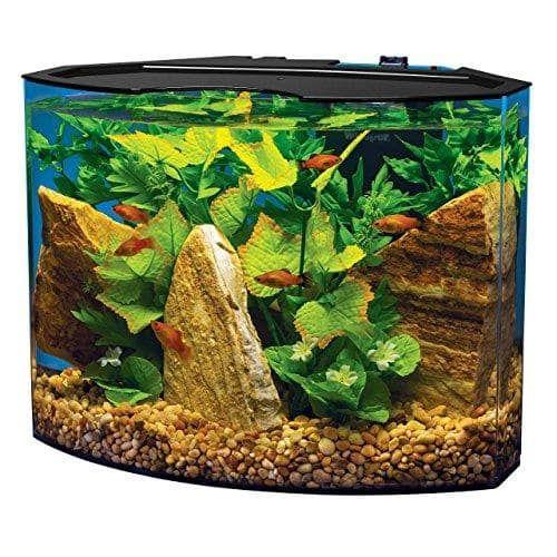 tetra crescent acrylic aquarium kite energy efficient leds