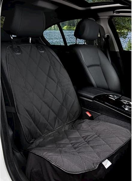 the barksbar pet front seat cover