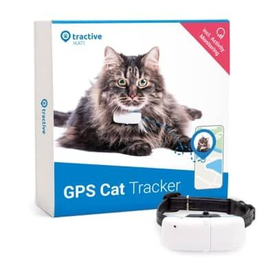 tractive gps tracker for cats