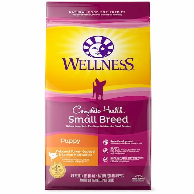 wellness complete health natural dry