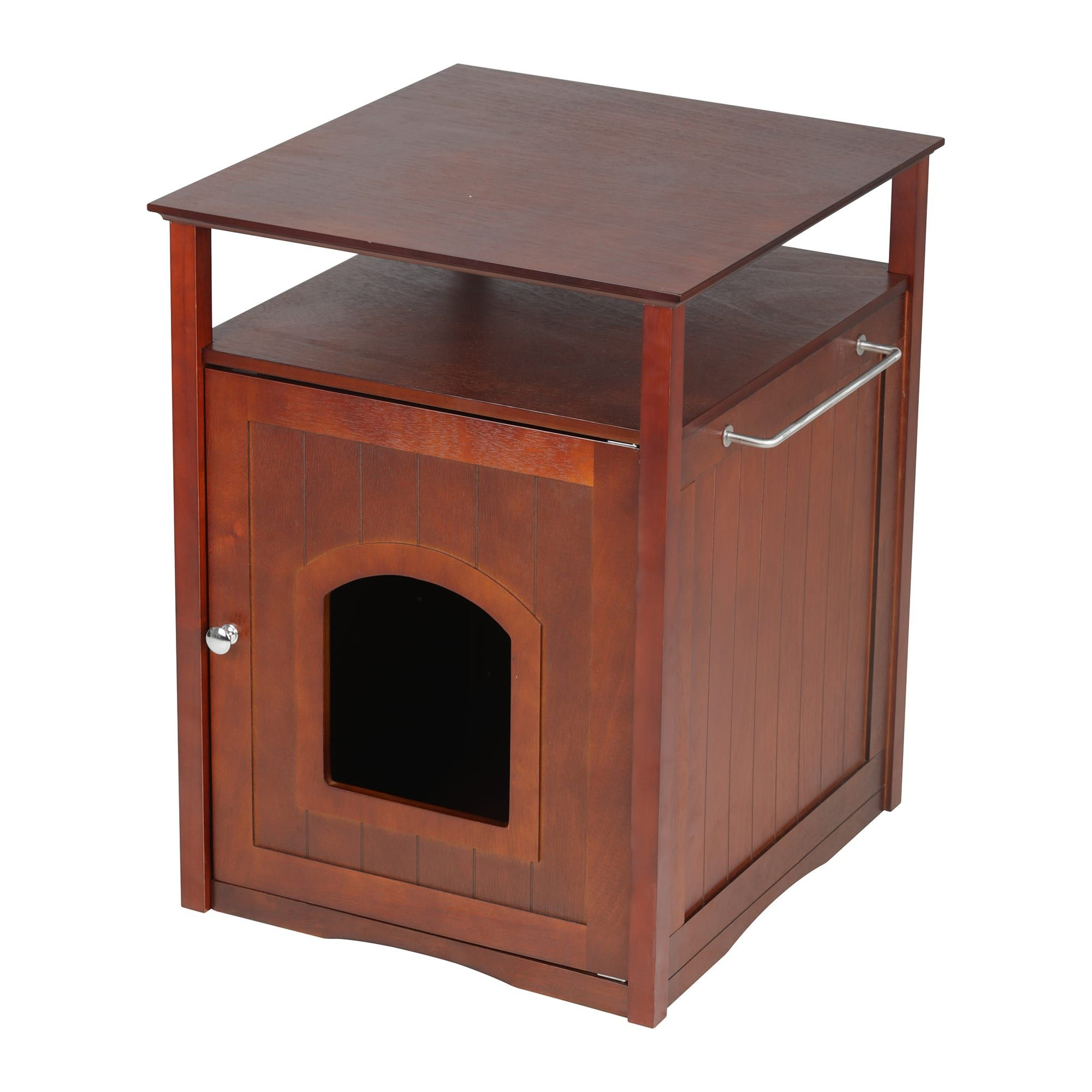 zoovilla cat washroom night stand and pet house