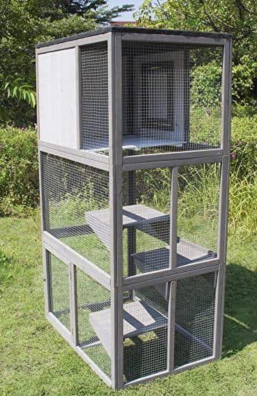 zoovilla outdoor cat climbe